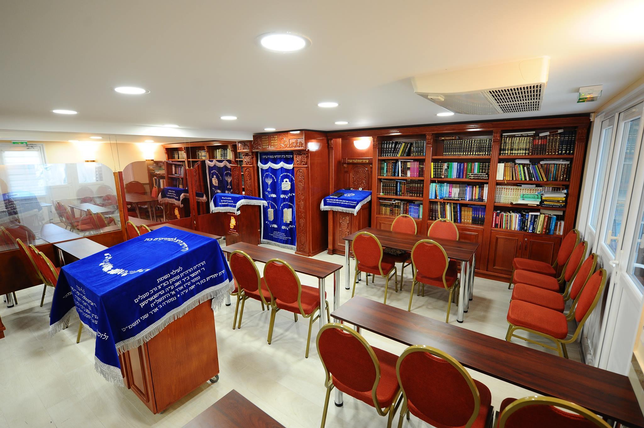 Le Beth Habad - Synagogue